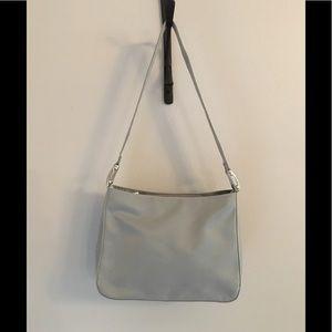 NWOT DKNY light gray handbag